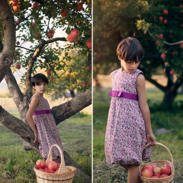 Veronica Elena Photographie Portraits Enfants